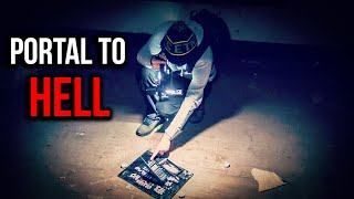 WARNING: This HAUNTED House Has A PORTAL TO HELL (Very Scary) Real Paranormal Activity