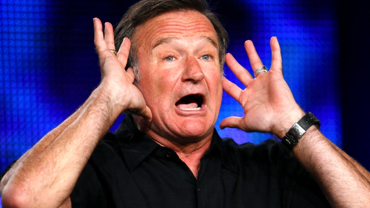 A Rarely Seen And Hilarious Stand-up Routine By Robin Williams