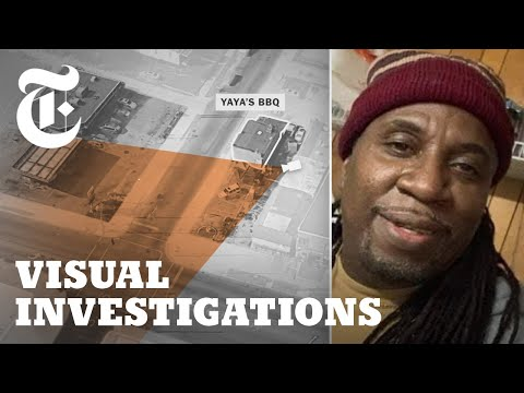 How Questionable Police Tactics Led to a Fatal Shooting In Louisville | Visual Investigations
