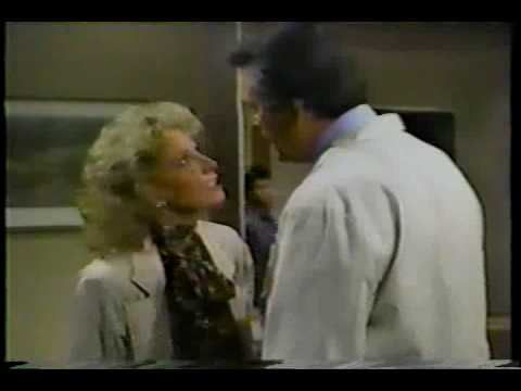 General Hospital -- Alan and Monica 1989