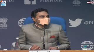 Economic Survey 2020-21: Press Conference by Chief Economic Advisor Dr KV Subramanian