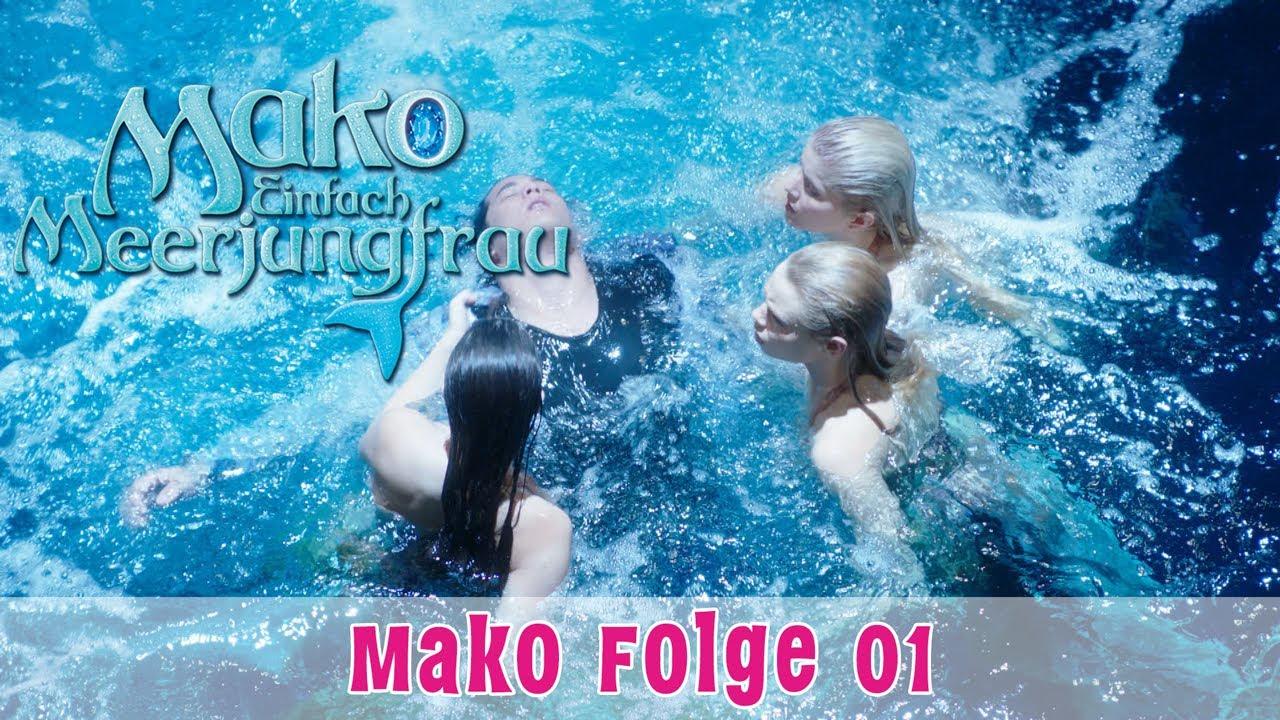 Mako Meerjungfrau