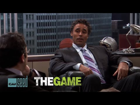 The Game | Rick Fox's Career | CW Seed
