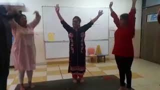 Rhythm, Dance and Music enrichment programme:  MRIS, Charmwood, Faridabad