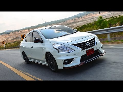 2016 Nissan Almera Nismo Performance Package [Media Test] : นิสสัน อัลเมร่า นิสโม่