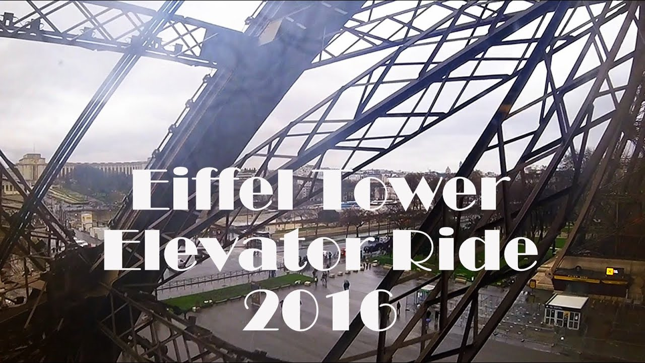 ground up eiffel tower elevator ride in 120 seconds. Black Bedroom Furniture Sets. Home Design Ideas