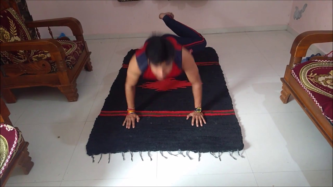 How to learn push-ups 25