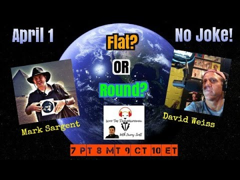 Flat Earth Clues Interview 108 - Into the Parabnormal Radio - Mark Sargent ✅