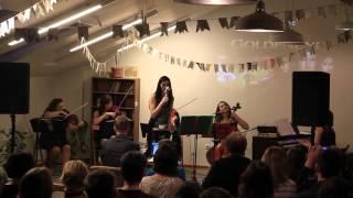 Golden Eye (саундтрек к фильму о Джеймсе Бонде)- Ольга Муринцева и симфо-группа Пятый Элемент