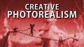 Unravel Analysis - Creative Photorealism | PostMesmeric