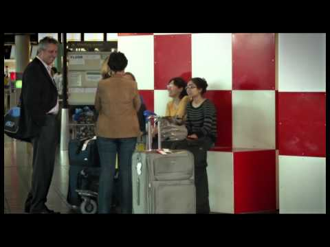 Welcome to Schiphol Arrival Film