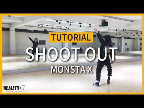 [TUTORIAL] MONSTA X 몬스타엑스 'Shoot Out'DANCE 튜토리얼 | 안무배우기 거울모