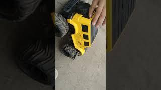 Video de auto de carrera