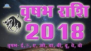 Vrishabh Rashi 2018, Vrishabh Rashifal 2018, Taurus Horoscope 2018, वृषभ वार्षिक राशिफल 2018