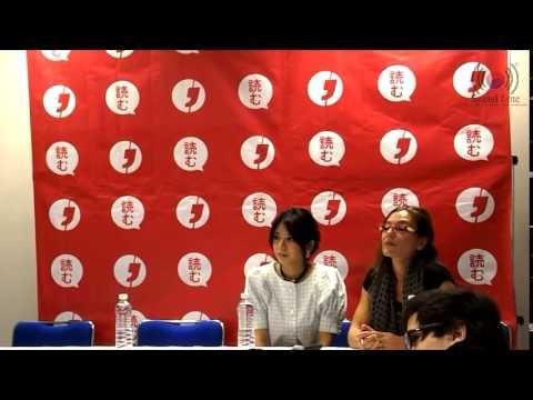 Kanon Wakeshima - Conferencia de medios