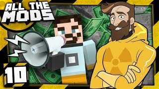 All The Mods NuclearCraft! Lewis 'I'll do it for a fiver' Brindley ...