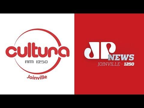 Fim da Rádio Cultura e entrada da Jovem Pan News Joinville (03/12/2018)