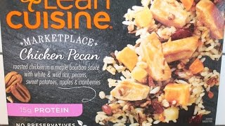 Lean Cuisine: Chicken Pecan Review
