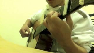 Everyday I Love You - guitar solo (thongnguyen139)