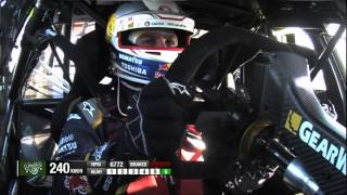 Onboard Lap around Sandown Raceway (feat. Jamie Whincup) - #V8SC 2014