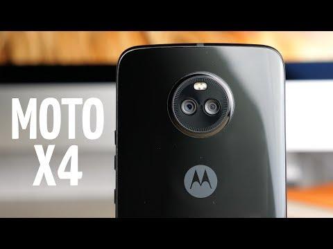 Обзор Moto X4. Опыт использования