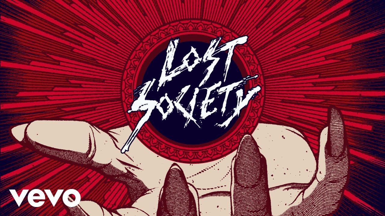 Apocalyptica Porn lost society - into eternity ft. apocalyptica