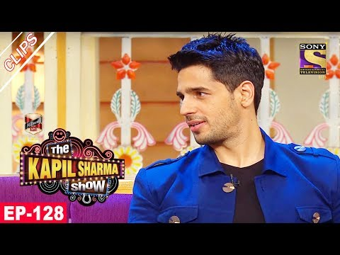 Thumbnail: Sidharth Tests Jacqueline's Hindi Language Skills - The Kapil Sharma Show - 19th August, 2017