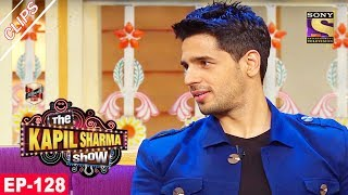 Sidharth Tests Jacqueline's Hindi Language Skills - The Kapil Sharma Show - 19th August, 2017