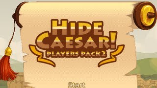 Hide Caesar Players Pack-Walkthrough