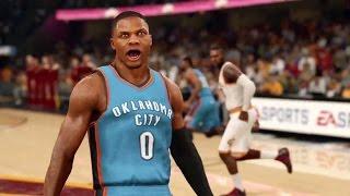 NBA LIVE 16 Gameplay Trailer [E3 2015]