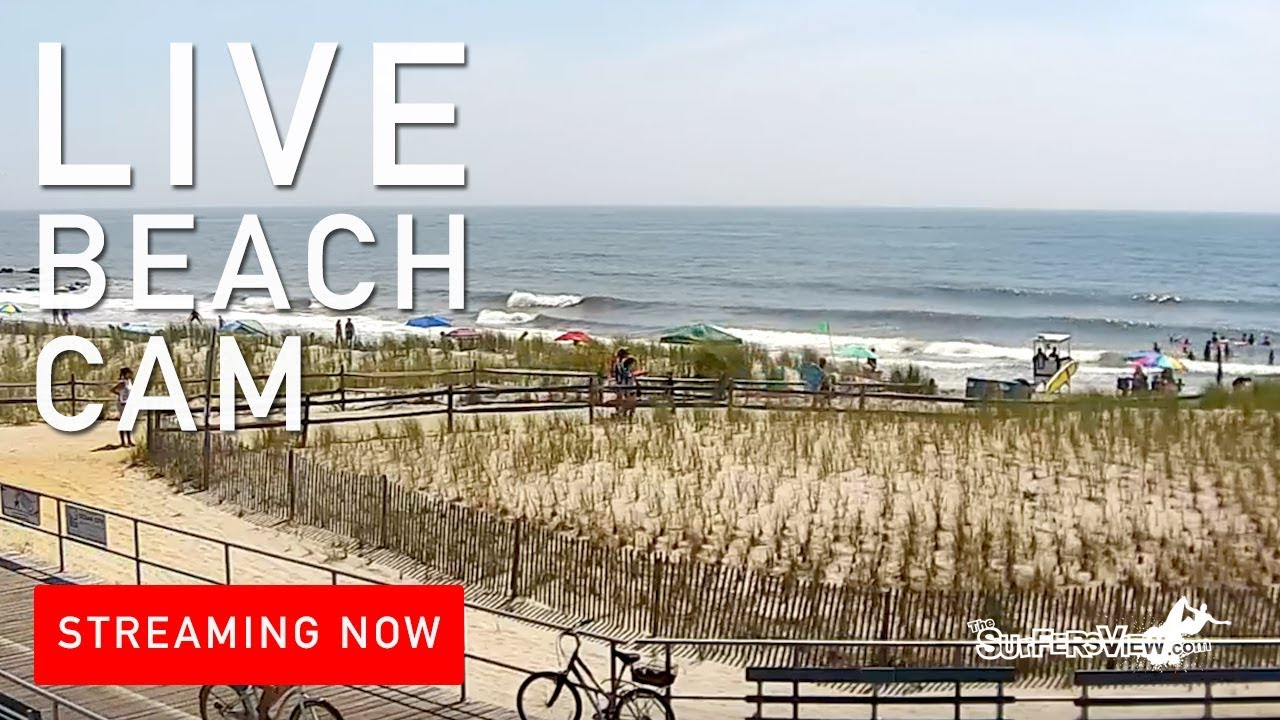 Live Surf Cam: Ocean City, New Jersey