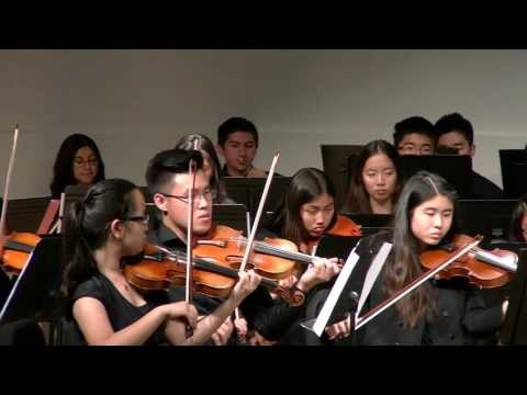 Diamond Youth Symphony Orchestra Spring concert 5/7/2017