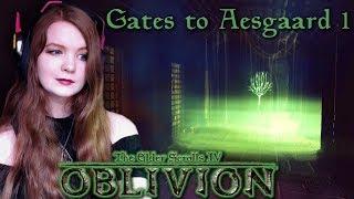 Gates to Aesgaard 1   TES IV: Oblivion Horror Quest Mod