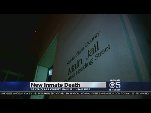 Inmate Dies In Custody At Santa Clara County Jail
