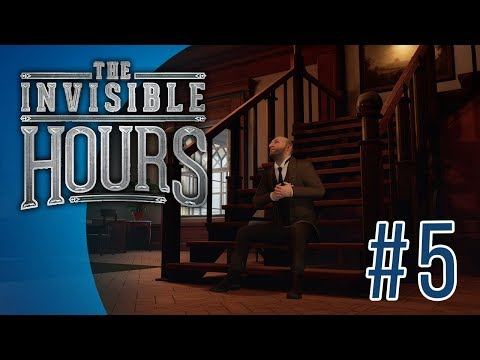 The Invisible Hours #5 - Shakespeare (VR Murder Mystery)