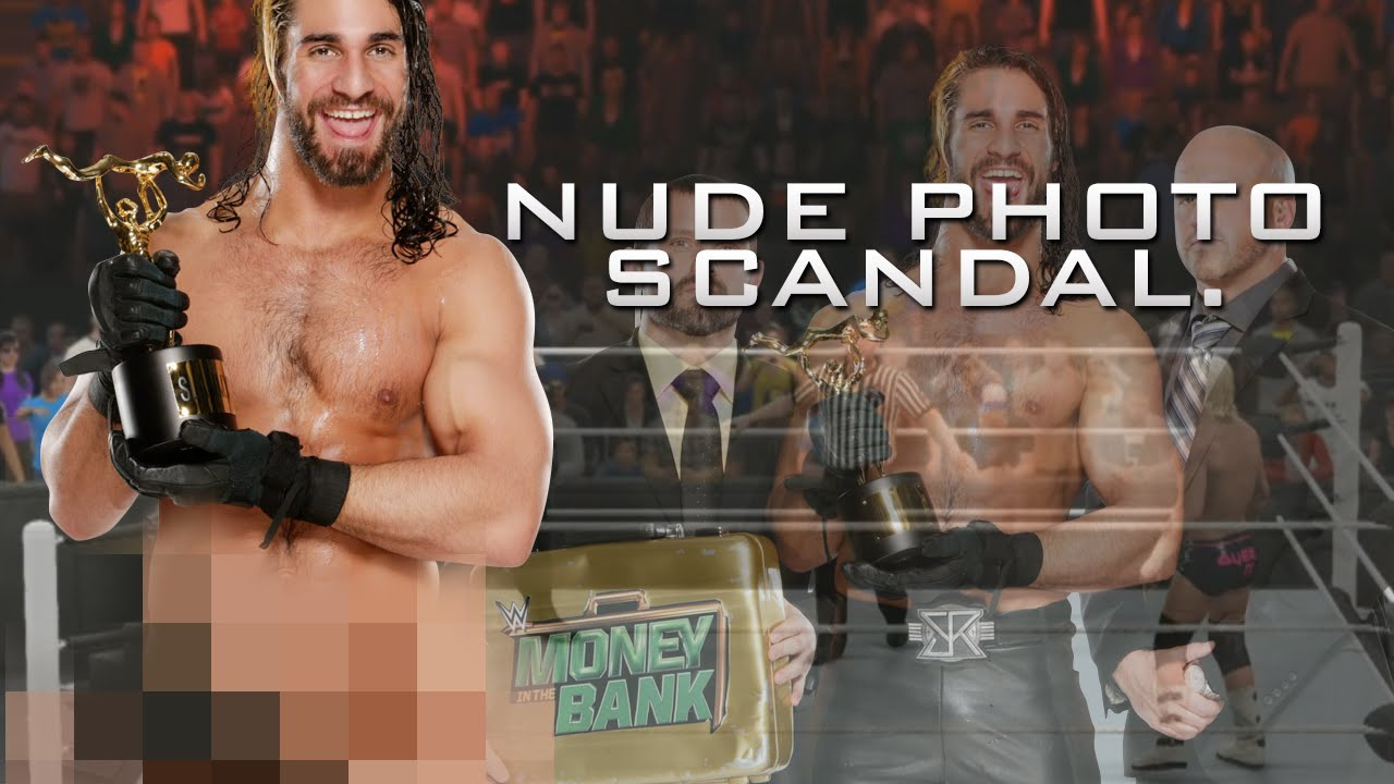 Seth Rollins Nude Pics Leaked - Youtube-9149
