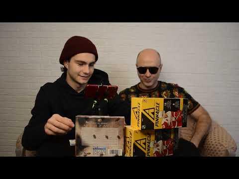 Pinnacle 2010-2011 box break