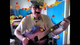 """""""Листья """"под гитару"""