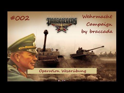 Panzer Corps Wehrmacht on Guderian - Norway #002