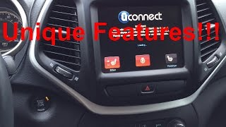 Can your car do this???  Unique Features - Jeep Cherokee