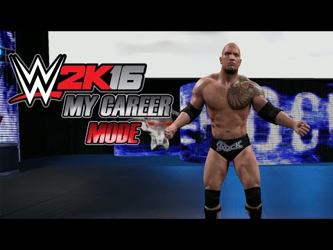 WWE 2K16 - My Career - #85 - The Brahma Bull
