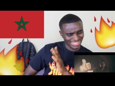 FIRST REACTION TO MOROCCAN RAP/HIP HOP