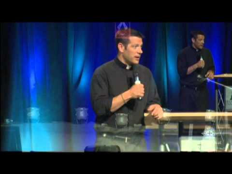 Father Mike Schmitz - Saturday Night General Session - Steubenville Main Campus 3 2014