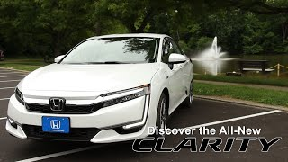 Sunnyside Honda - 2018 Clarity Overview