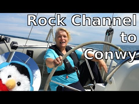 [53] - Navigating Liverpool's Rock Channel To Conwy