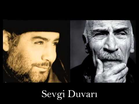 Ahmet KAYA & Tuncel Kurtiz - Sevgi Duvarı Şiiri
