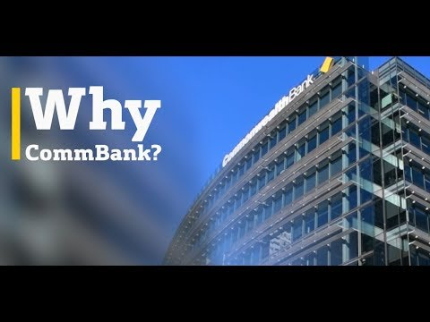 Why CommBank