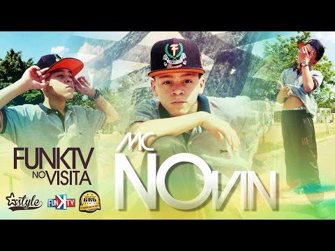 Mc Novin - Funk TV Visita ( Oficial Completo )