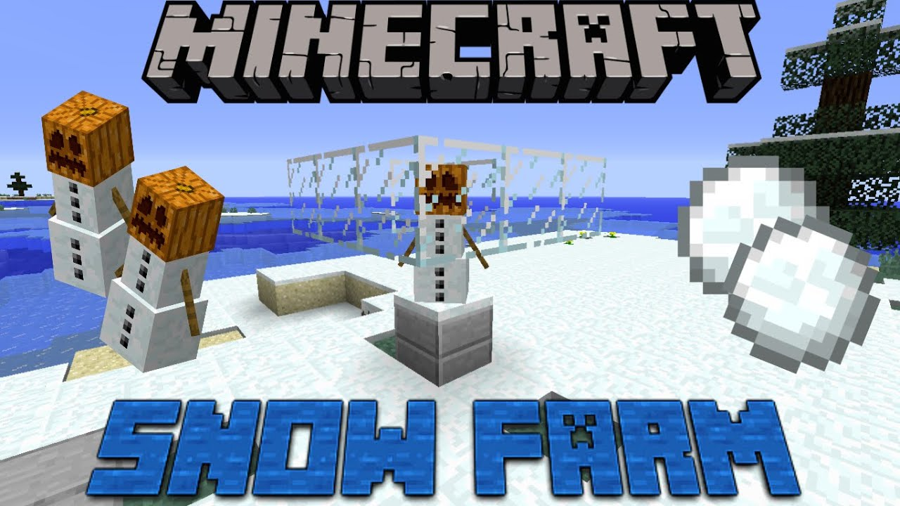 Minecraft Automatic Farm: 5 Steps - instructables.com