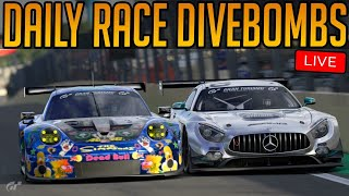 Gran Turismo Sport: Daily Races Part 100 Gazillion | Dodging the Divebombers